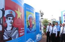 Mer et îles : une exposition d'affiches à Da Nang