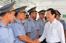 Le président exhorte Quang Ninh à doper son économie