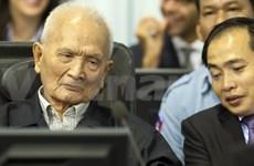 Début du procès pour génocide de hauts dirigeants khmers rouges