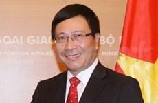 Pham Binh Minh participera aux conférences ministérielles de l'ASEAN
