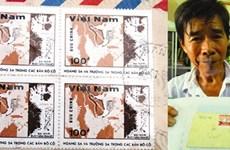 Des timbres-poste sur Hoàng Sa et Truong Sa