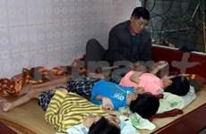 Diverses activités en faveur des victimes de l'agent orange