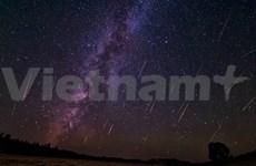 Les Perséides, pluie d'étoiles filantes, auront leur apogée