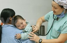 Prudential Vietnam finance des opérations d'enfants malvoyants