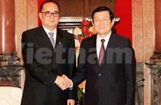 Le Vietnam et la RPDC renforcent l'amitié traditionnelle