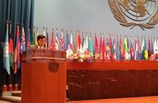 Le Vietnam à la 70e session de la CESAP