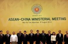 Les ministres des AE de l'ASEAN préoccupés par les tensions en Mer Orientale