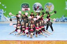 Le cheerleading séduit les jeunes de Hô Chi Minh-Ville