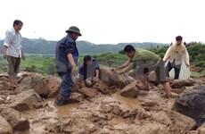 Une crue subite fait cinq morts et disparus à Lai Chau