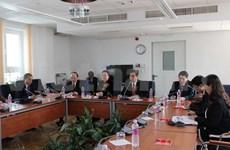Une délégation du Parti communiste du Vietnam en Hongrie
