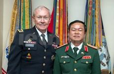 Le chef d'état-major des armées des États-Unis au Vietnam