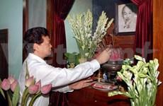 Le PM rend hommage au Président Hô Chi Minh