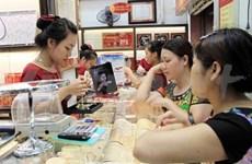 WGC : l'éclat de l'or se ternit au Vietnam au 2e trimestre