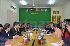 Vietnam: une délégation du Comité des ethnies au Cambodge