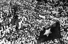 Révolution d'Août : message de la nation et de l'époque