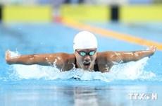 Natation : Anh Vien remporte une médaille d'argent