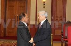 Les liens Vietnam-Cambodge sans cesse approfondis