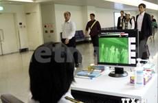 Deux Nigérians fiévreux à l'aéroport de Tan Son Nhat