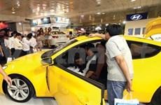 Rebond du marché de l'automobile en juillet