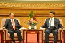 Vietnam et Chine s'accordent à restaurer et développer leurs relations