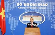 Position du Vietnam sur des questions régionales et internationales