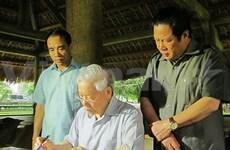 Aux ethnies de Tuyên Quang, le pays reconnaissant