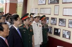 Hommage au Président Ho Chi Minh à HCM-Ville