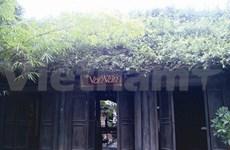 La maison ancienne Van Vân, quintessence de la capitale