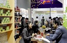 Ouverture de l'exposition internationale de la franchise commerciale IFBO Vietnam 2014