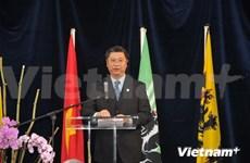 Le Vietnam, invité d'honneur de la foire commerciale Accenta en Belgique