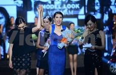 Dang Thi Lê Hang grande gagnante d'Elite Model Look Vietnam 2014