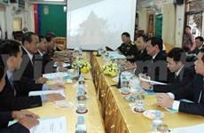 Restauration des mémoriaux des soldats volontaires vietnamiens au Cambodge