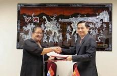 Le Vietnam et les Kiribati établissent des relations diplomatiques