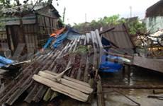 Le typhon Kalmaegi fait des ravages à Quang Ninh
