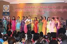 Berlin : premier festival artistique des Vietnamiens résidant en Allemagne