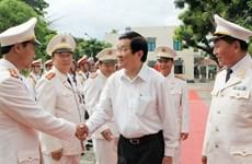 Le chef d'Etat engage Kon Tum à mieux exploiter son foncier