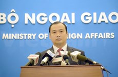 Le Vietnam soutient les efforts dans la lutte anti-terroriste