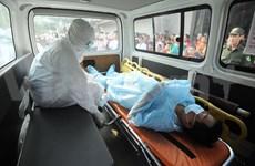 Poursuite de la prévention et de la lutte contre le virus Ebola