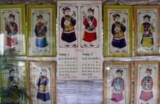 Les estampes populaires, fierté du village de Sinh
