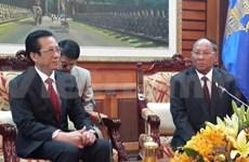 Heng Samrin: le Vietnam est toujours un bon voisin du Cambodge