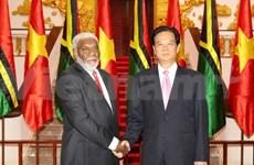 Nouvel élan pour les relations Vietnam-Vanuatu