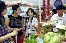 Ouverture de la foire des produits agricoles du Vietnam 2014 à HCM-Ville
