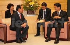 Activités du secrétaire du Comité du Parti de HCMV à Tokyo