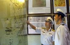 Exposition sur Hoang Sa et Truong Sa à Quang Ninh
