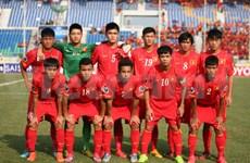 Le Vietnam quitte le tournoi U19 d'Asie avec les honneurs