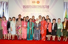 L'ASEAN promeut la protection des droits des femmes et des enfants