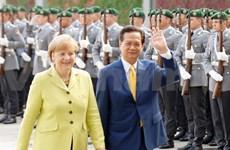 Vietnam et Allemagne renforcent leurs relations