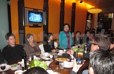 Collecte de fonds pour Hoang Sa et Truong Sa bien-aimés