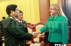 Dialogue sur la politique de défense Vietnam-Etats-Unis