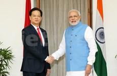 Le Vietnam et l'Inde conviennent de promouvoir leur partenariat stratégique